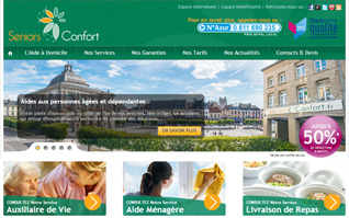 Site internet seniors confort