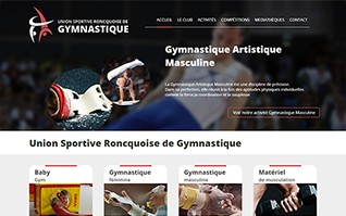 site us roncq gym