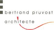 BERTRAND PRUVOST ARCHITECTE